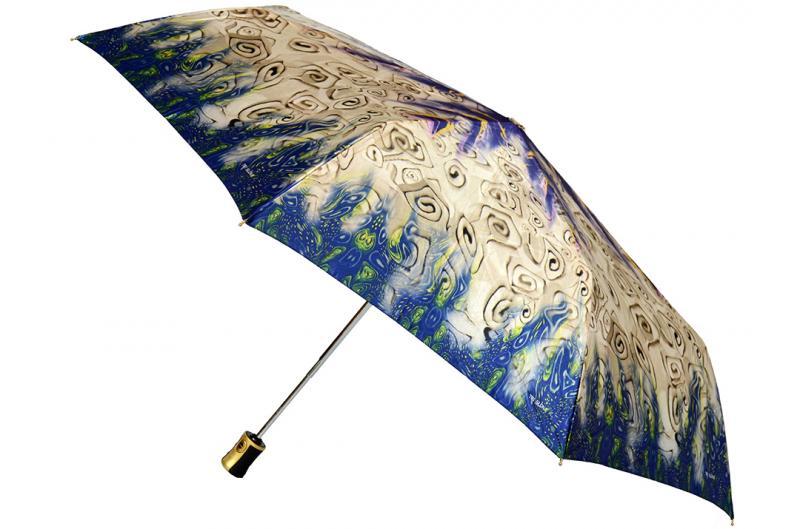 Женский зонт Три Слона ( полный автомат ) арт. 100G-07