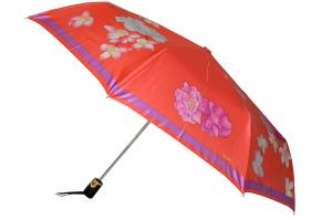 Фото Женские Женский зонт Три Слона ( полный автомат ) арт. 125E-01