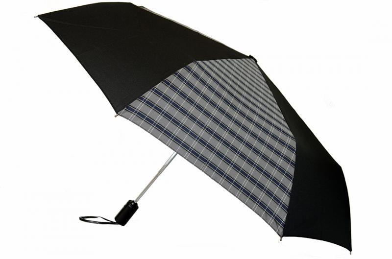 Мужской зонт Три Слона ( полный автомат ) арт. 906-02