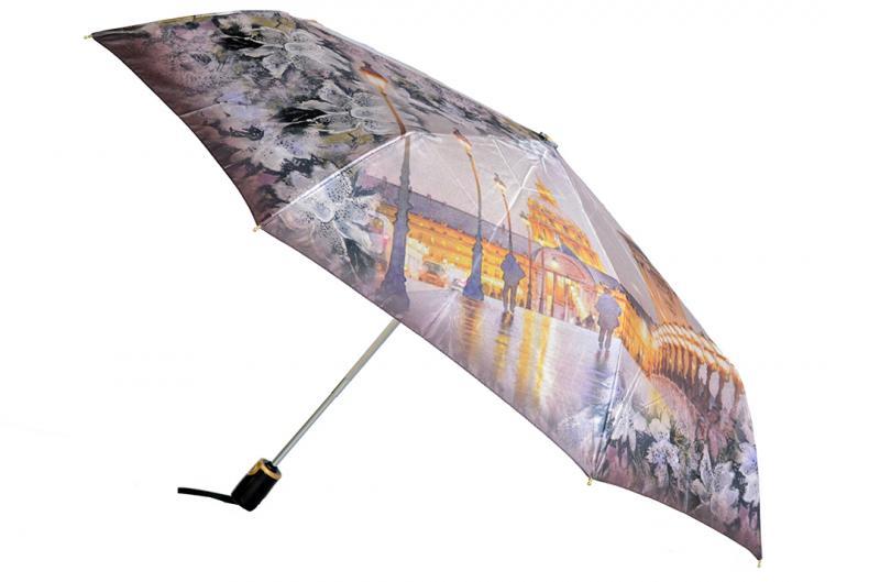 Женский зонт Три Слона ( полный автомат ) арт. 145E-04