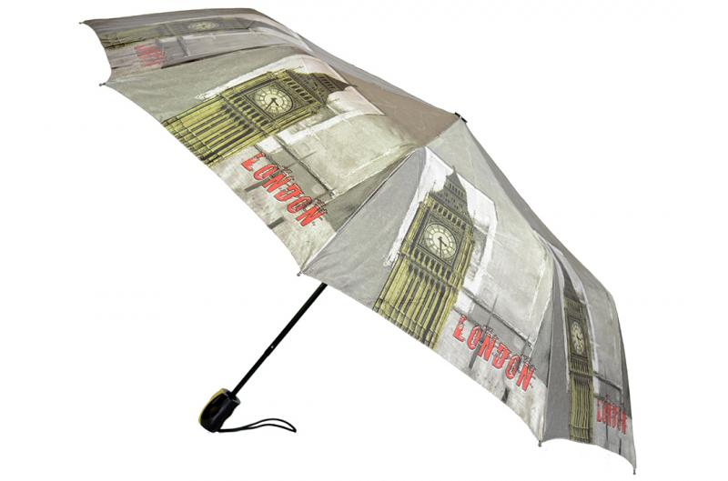 Женский зонт Sponsa ( полуавтомат ) арт. 8273-03