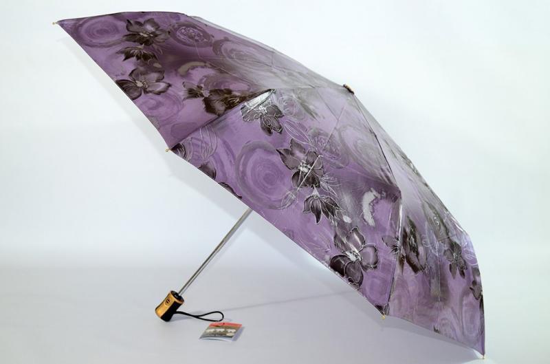 Женский зонт Три Слона ( полный автомат ) арт. 275-04