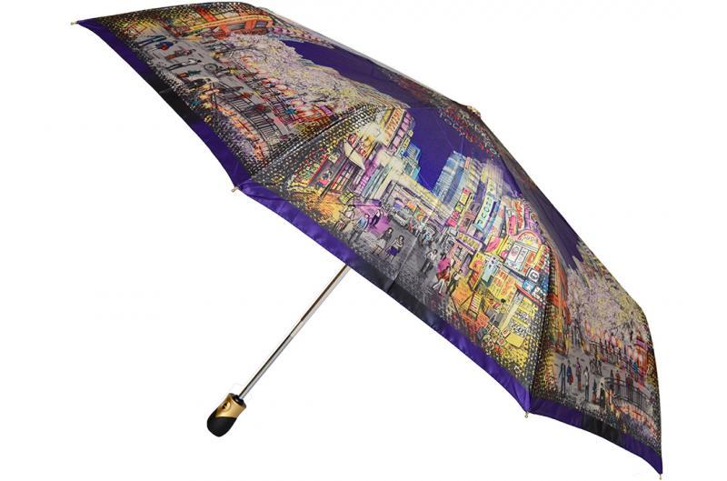 Женский зонт Три Слона ( полный автомат ) арт. 133D-02