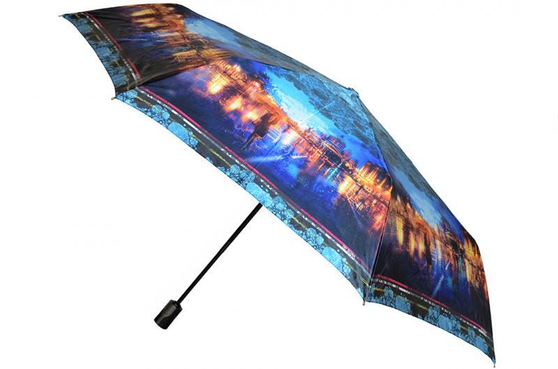 Женский зонт Три Слона ( полный автомат ) арт. 363A-07