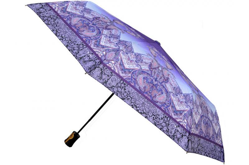Женский зонт Три Слона ( полуавтомат ) арт. 881A-07