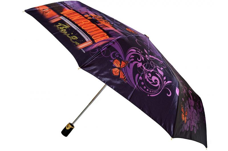 Женский зонт Три Слона ( полный автомат ) арт. 145j-01