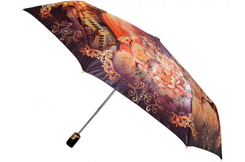 Женский зонт Три Слона ( полный автомат ) арт. 145j-05