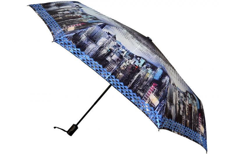 Женский зонт Три Слона ( полный автомат ) арт. 363b-03