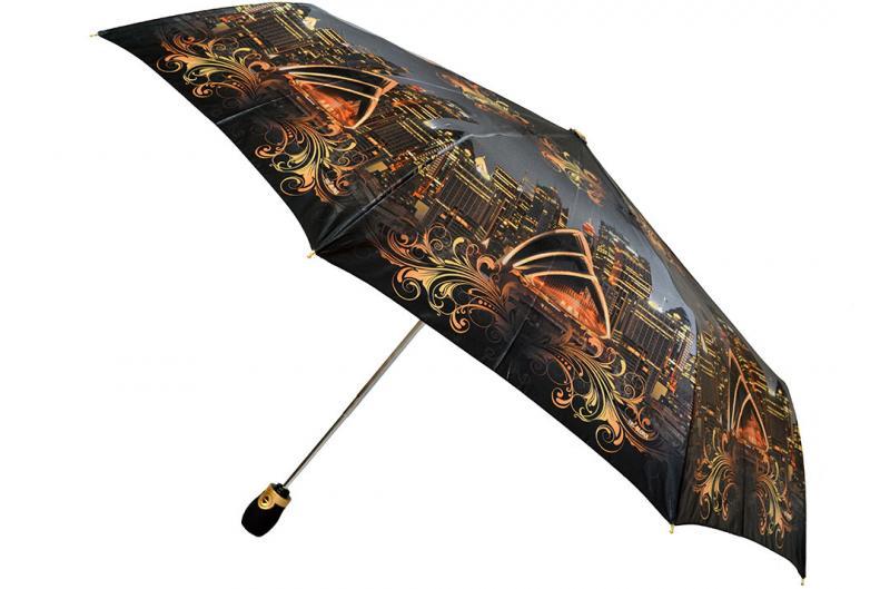 Женский зонт Три Слона ( полный автомат ) арт. 135M-08