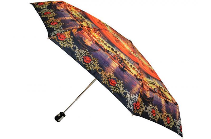 Женский зонт Три Слона ( полный автомат ) арт. 294F-02