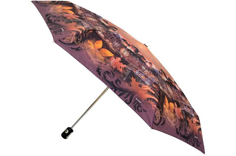 Женский зонт Три Слона ( полный автомат ) арт. 294F-04