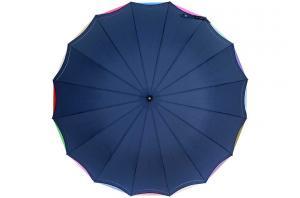 Фото Женские Женский зонт Три Слона ( полуавтомат ) арт. 1100-02