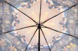 Фото Женские Женский зонт Три Слона ( полный автомат ) арт. 361F-02