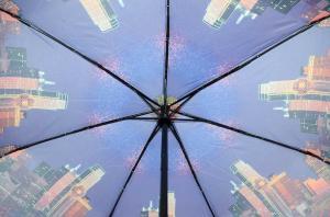 Фото Женские Женский зонт Три Слона ( полный автомат ) арт. 361F-06