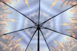 Фото Женские Женский зонт Три Слона ( полный автомат ) арт. 361F-08