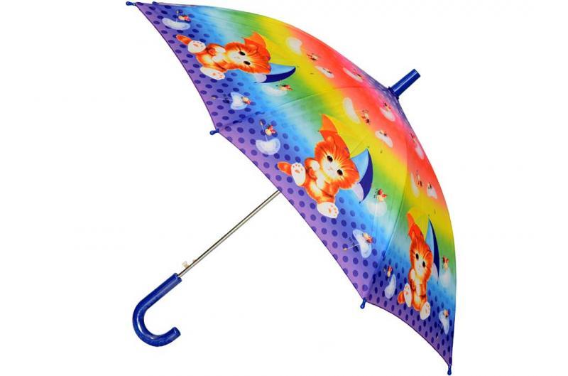 Детский зонт Три Слона ( полуавтомат ) арт. 47-04