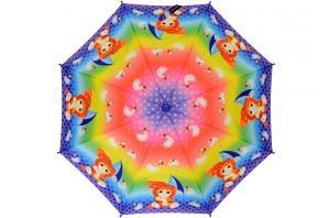 Фото Девчачие Детский зонт Три Слона ( полуавтомат ) арт. 47-04