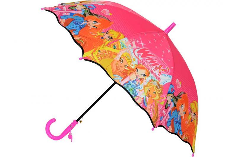 Детский зонт Paolo Rosi ( полуавтомат ) арт. 007-01