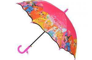 Фото Девчачие Детский зонт Paolo Rosi ( полуавтомат ) арт. 007-01