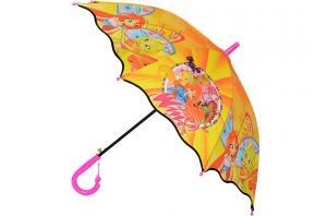 Фото Девчачие Детский зонт Paolo Rosi ( полуавтомат ) арт. 007-02