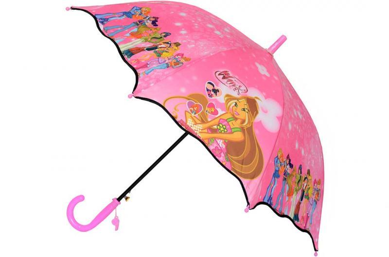 Детский зонт Paolo Rosi ( полуавтомат ) арт. 007-03