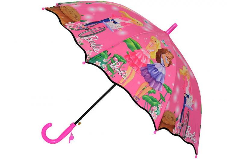 Детский зонт Paolo Rosi ( полуавтомат ) арт. 007-05