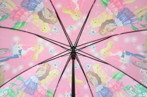 Фото Девчачие Детский зонт Paolo Rosi ( полуавтомат ) арт. 007-05