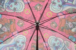 Фото Девчачие Детский зонт Paolo Rosi ( полуавтомат ) арт. 007-06