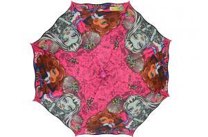 Фото Девчачие Детский зонт Paolo Rosi ( полуавтомат ) арт. 007-08