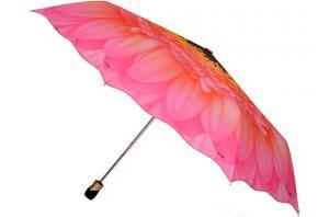 Фото Женские Женский зонт Три Слона ( полный автомат ) арт. 115D-01
