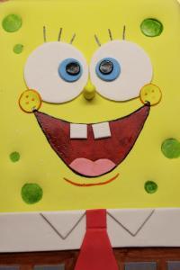 Фото Детские торты, Торты Торт Спанч Боб (Губка Боб)