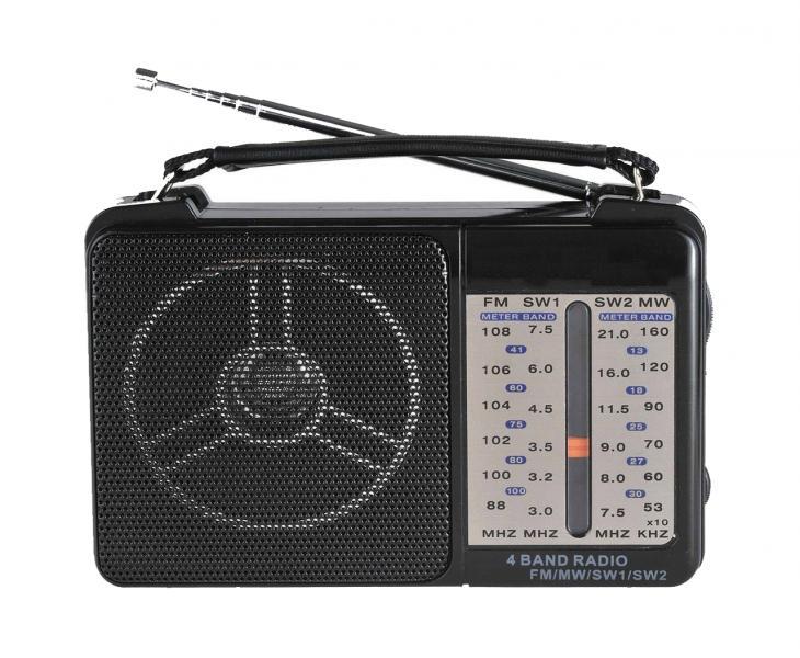 Портативный радиоприемник GOLON RX-607AC