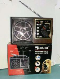 Фото Кронштейны для телевизоров и мониторов, Радиоприёмники Аудио колонка с радиоприемником  GOLON RX 9922