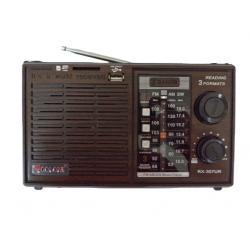 Радиоприемник GOLON RX-307UR воспроизводит mp3 файлы
