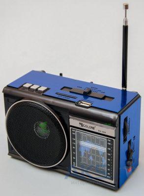 Радиоприемник с USB колонкой Golon RX-080