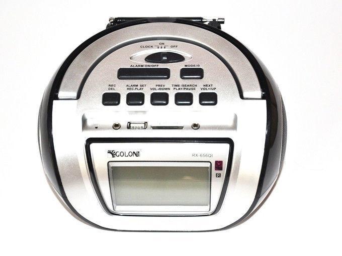Бумбокс радиоприемник Golon RX-656Q
