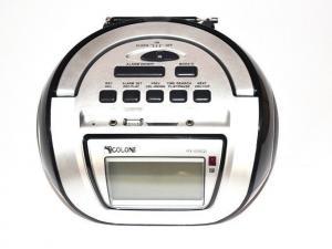 Фото Кронштейны для телевизоров и мониторов, Радиоприёмники Бумбокс радиоприемник Golon RX-656Q