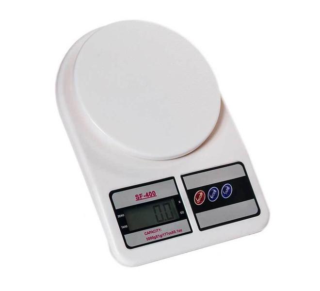 Кухонные весы до 7 кг спартак