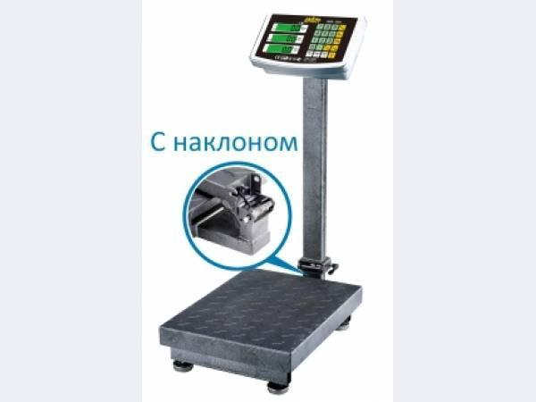 Торговые весы NOKASONIC 150 кг