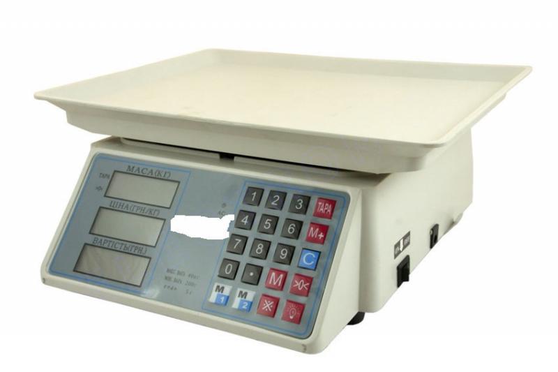 Весы торговые NOKASONIC 40 кг