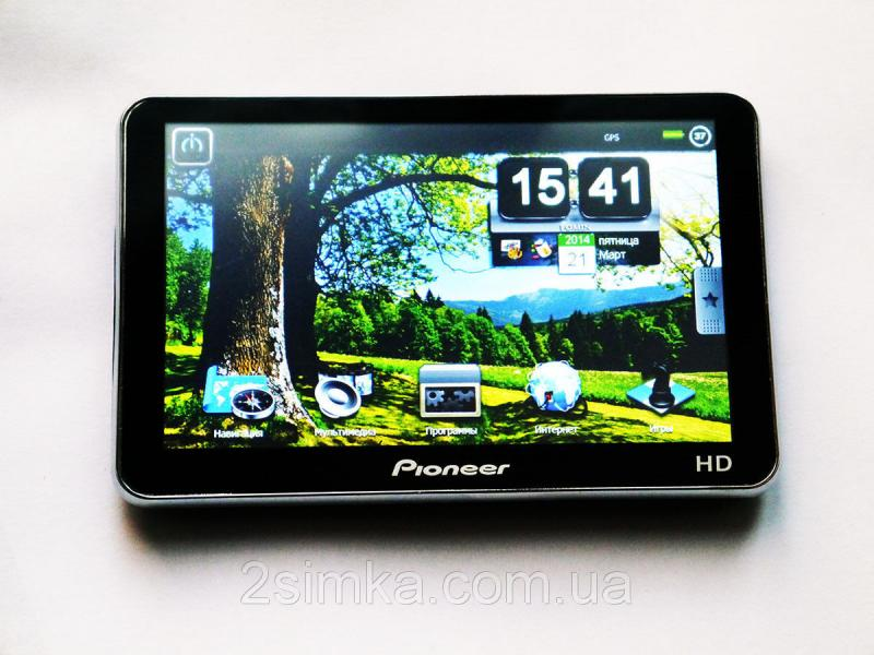 Навигатор GPS Pioneer PI-5710 HD.