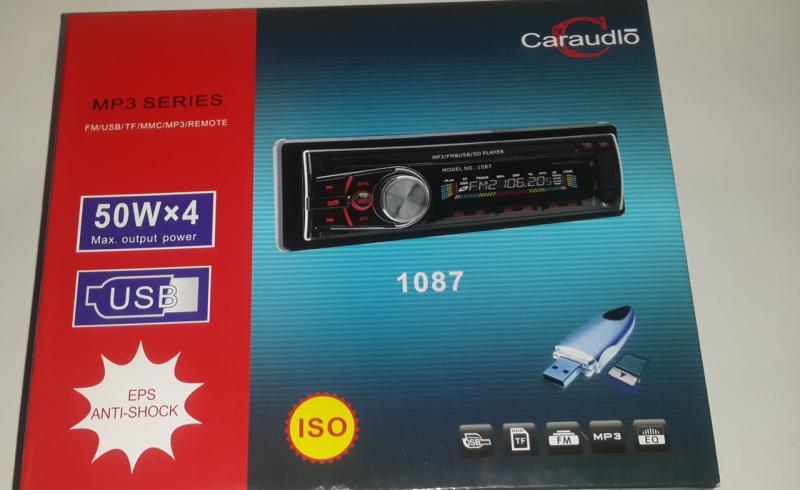 Автомагнитола MP3 SONY  1087
