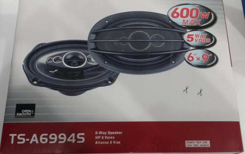 Автомобильная акустика колонки Pioneer 6994