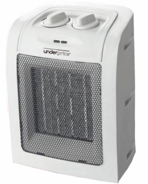 Тепловентилятор керамический - UnderPrice PTC-1501