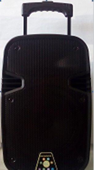 Акустика с аккумуляторм S08 SPEAKER,BLUETOOTH USB/FM/USB MICROPHONE 1