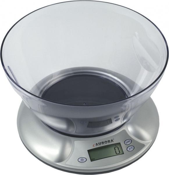 Весы с мерной чашей для кухни Aurora 308AU