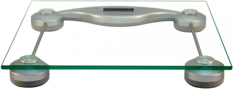 Весы напольные стекло Аurora 300AU