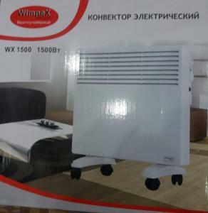 Фото Климатическая техника, Электро конвекторы Электрический обогреватель конвективного типа Wimpex 1500w