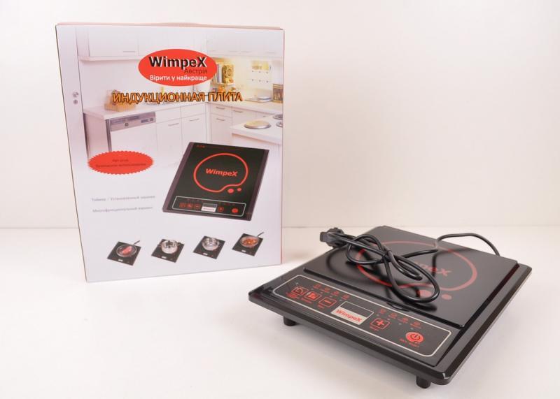 Кухонная плитка индукционная (1 конфорка) WimpeX 1321