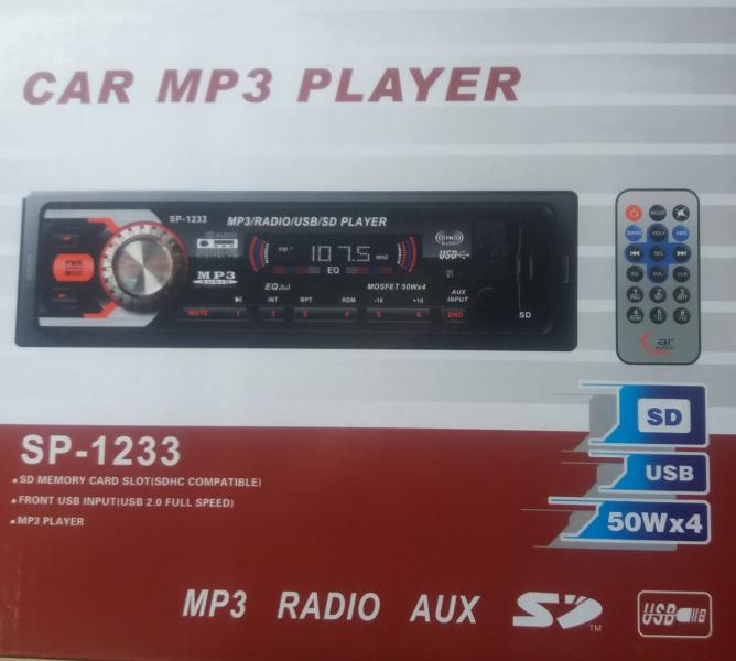 Магнитола Pioneer SP-1233 USB SD